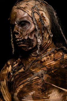 Ed Fx                                                       … Mummy Makeup, Sfx Makeup, Costume Makeup, Arte Horror, Horror Art, Halloween Make Up, Halloween Costumes, Scary, Creepy