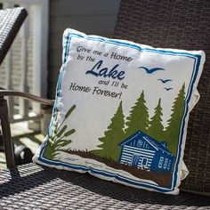 Take a little lake house style with you wherever you go.