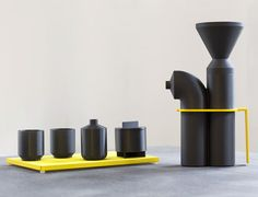 3D printed subsea coffee maker is modeled after marine mechanics