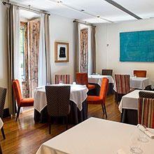 Restaurante Lua Madrid