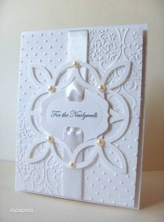 For The Newlyweds by Smoatsmom - Cards and Paper Crafts at Splitcoaststampers. Lots of Tags Sizzlit and Teeny Tiny Wishes