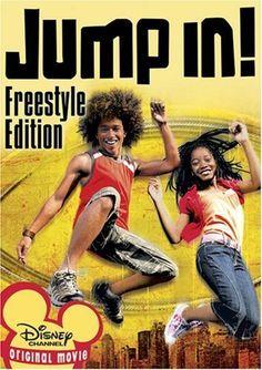 Jump In! (2007). Starring: Corbin Bleu, Keke Palmer, David Reivers and Shanica Knowles