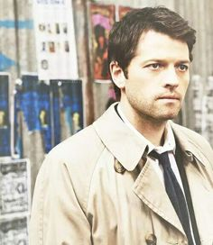 Beautiful Castiel