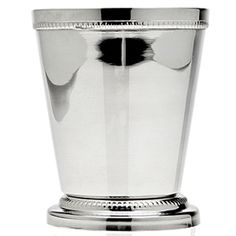 SILVERPLATED MINT JULEP CUPS