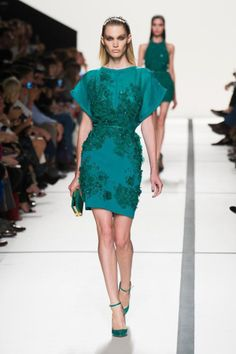 fashion week spring 2014 Eli saab | Elie Saab Spring Summer 2014 ‹ ALL FOR FASHION DESIGN