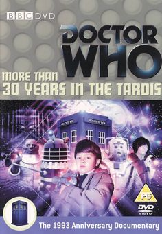 More Than Thirty Years in the TARDIS