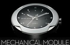 HALDA WATCH Co. SWEDEN – Mechanical Module