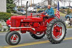 International Harvester McCormick Farmall Tractor