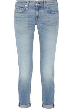 BOUGHT - Rag & bone|The Dre mid-rise slim boyfriend jeans|NET-A-PORTER.COM