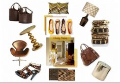 [BROWN GOLD] Monday Mashup by Jane Gianarelli by janegianarelli | Olioboard
