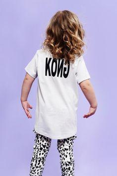 unisex kids fashion | KING KONG Shirt | oekotex 100 | Little Man Happy