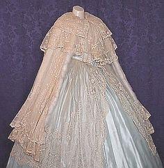 mary's 19th century clothing: 1840-1859
