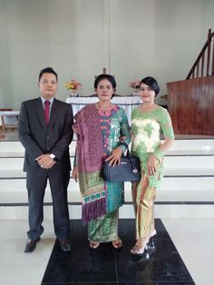 With momy