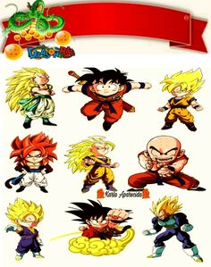 Discover the coolest images of karlaanalorena Goku Birthday, Cartoon Images, Cup Cakes, Bowser, Cake Toppers, Party Favors, Pokemon, Cool Stuff, Yuri