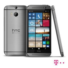 The HTC One (M8) for Windows® coming to Tmobile as well :)