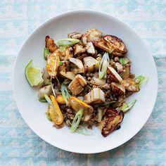 Pork and Eggplant Stir-Fry