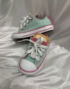 f20c9b157df506 CONVERSE Size 6 Toddler Double Tongue  fashion  clothing  shoes  accessories   babytoddlerclothing
