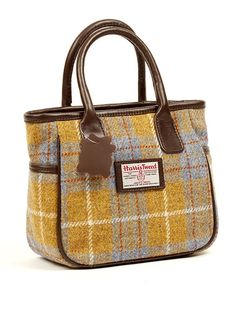 harri stweed mull handbag More