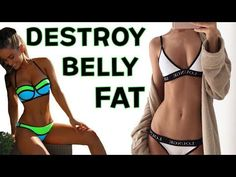 Belly Fat Burning HIIT TORCHER | 4 Fat Burning HIIT Cardio Workout To Burn Belly Fat! - YouTube