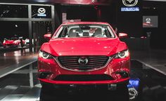 2016 Mazda 6 Premieres with Fancy New Cabin and Subtly Tailored Body - Photo Gallery of All from Car and Driver - Car Images - CARandDRIVER