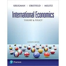 Solution Manual For International Economics Theory And Policy 11th Edition Krugman Obstfeld Melitz At Https Testbankscafe Eu Solution Manual For Internat P L