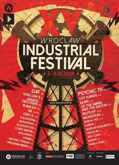 XV Wroclaw industrial festival with Aghiatrias