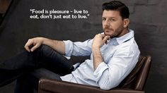 My kitchen rules judge . My Kitchen Rules, Eat To Live, Affair, Bbq, Interview, Entertaining, Chefs, Celebrities, Sexy
