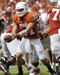 Get College Football Picks from Texas Longhorns 2013-14 Futures. In the spirit of the Longhorns' inconsistent performance in 2012, we find reasons to be both optimistic and pessimistic about their 2013 season. This Texas team -perhaps more than any team in the country- has the potential to become one of the best AND one of the most mediocre (by Texas standards).