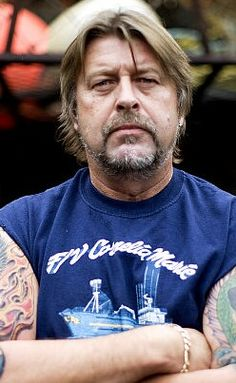 Capt Phil Harris (1956 - 2010)Harris was the owner and captain of the crab fishing boat F/V Cornelia Marie, which was featured on the Discovery Channel's hit reality television show Deadliest Catch.