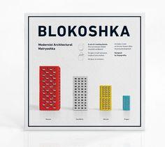 Blokoshka: Ostblock-Architektur im Matroschka-Stil