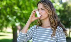 ASTMA: - Hvis man bruker medisinen riktig, vil den kunne ta vekk de fleste symptomene, sier lege. Foto: Shutterstock / NTB Scanpix. Home Remedies For Asthma, Natural Asthma Remedies, Ayurvedic Remedies, Asthma Symptoms, Signs And Symptoms, Diet Snacks, Facon, Natural Treatments, Lunges
