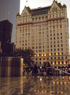 Plaza Hotel - Manhattan, New York / Vereinigte Staaten von Amerika / United States of America / USA