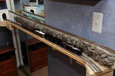 HO Scale Model Train Layout