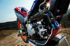 Repsol montesa cota 4RT factory bike