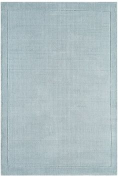 Comfort Plain Hand Tufted Wool Rugs TPT-44 $513.00