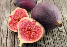 Did you know a fig is actually a flower that blooms inwards?