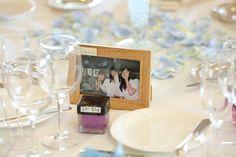 珍しくって素敵!結婚式に10回以上行った私が「イイネ!」と思った演出アイデア⑦選にて紹介している画像 Wedding Table, Wedding Planning, Table Decorations, Home Decor, Weddings, Decoration Home, Room Decor, Wedding, Home Interior Design