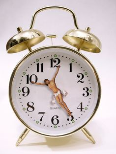 Jesus Alarm Clock.  Set your wake up time with our Savior.