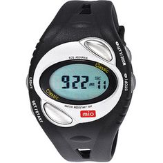MIO Classic Select Heart Rate Monitor Watch with Calorie Counter