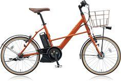 リアルストリームmini   商品ラインナップ   ブリヂストンの電動アシスト自転車