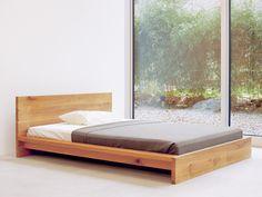 Scarica il catalogo e richiedi prezzi di Mo By e15, letto matrimoniale in legno design Philipp Mainzer
