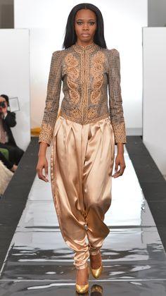 Traditional Fashion, Traditional Dresses, African Fashion, African Women, Oriental Dress, Moroccan Caftan, Modern Fashion, Fashion Design, Embroidery Dress