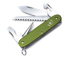 Victorinox: Swiss Army Farmer Limited Edition-Olive.