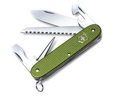 Victorinox: Swiss Army Farmer Limited Edition-Olive.
