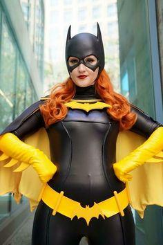 This week we will be celebrating Batman's year with a full week of Batgirl plus other Batman themed cosplay. Batgirl Cosplay, Batman And Batgirl, Batman Costumes, Cosplay Costumes, Cosplay Ideas, Cinderella Cosplay, Girls Sleepwear, Female Hero, Cute Japanese