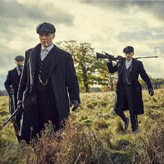 John, Tommy & Arthur Shelby | Peaky Blinders