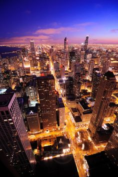 I Knew Chicago Was A Beautiful City, But I've Never Seen It Like This Before...Wow
