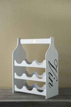 Riviera Maison portable wine rack. Love this