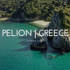 The most complete travel guide for Pelion! Greece Vacation, Greece Travel, Agios Ioannis Beach, Us Travel, Travel Guide, 360 Pictures, Exotic Beaches, Greece Islands, Greek Wedding