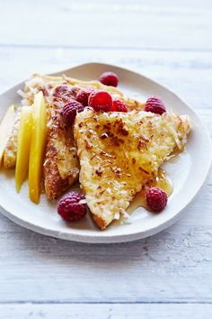 Sips and Spoonfuls: Coconut French Toast